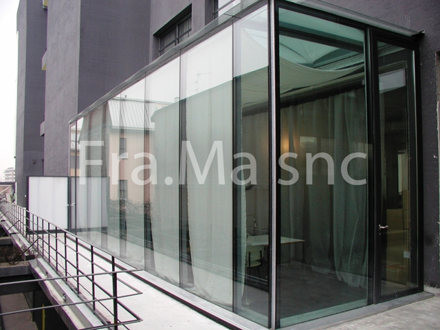 Frama snc produzione artistica in ferro battuto di - Porta finestra in inglese ...